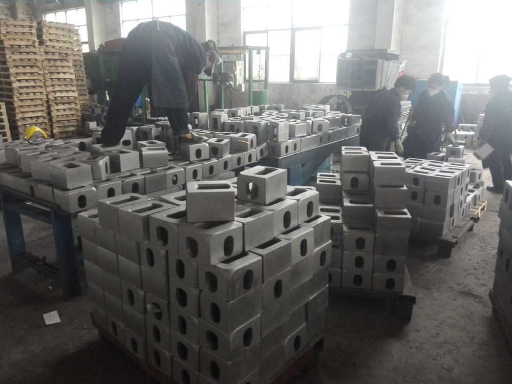 山东品质好的集装箱角件生产厂家直销