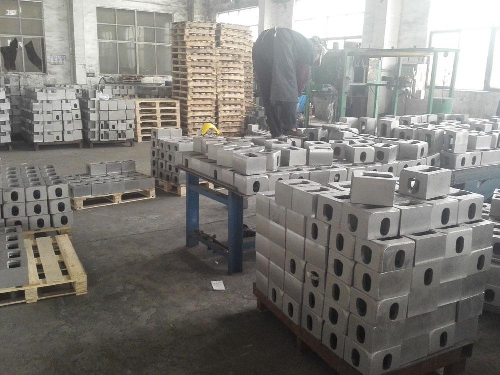 青島專業的集裝箱角件哪里買 標準角件價位