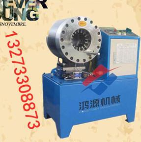 锁管机数控系统采用自动化操作*