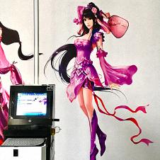 代理墙面广告喷绘设备墙壁背景打印机户外墙体3d彩绘机-郑州实惠的墙面广告喷绘设备