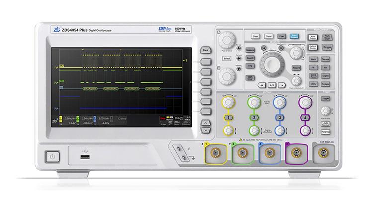 哪里可以買好的數據挖掘型示波器-致遠示波器ZDS3024