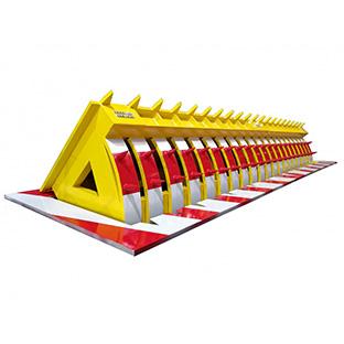 翻板路障機價格_北京市質量好的防恐翻板路障機