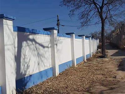 兰州施工院墙-耐用的围墙护栏当选兰州耐腐特建材