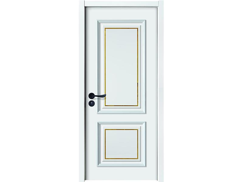 别墅原木门供应-出售肇庆品质好的白色木门