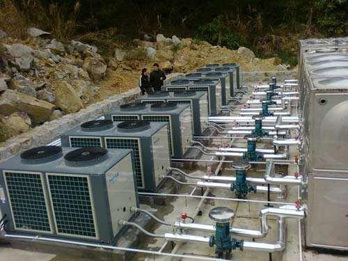 阿拉善右旗空气源热泵厂家-规模大的空气源热泵厂家推荐