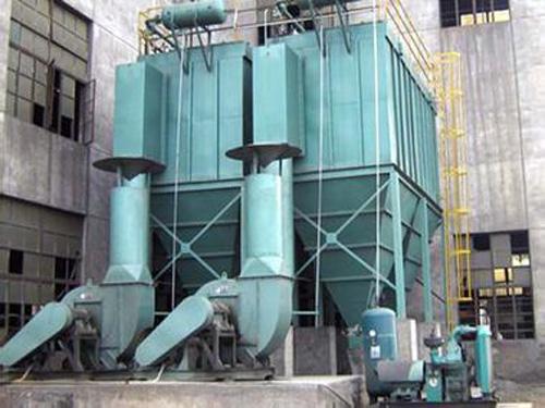 DMC脈沖袋式除塵器價格-MC48脈沖布袋除塵器