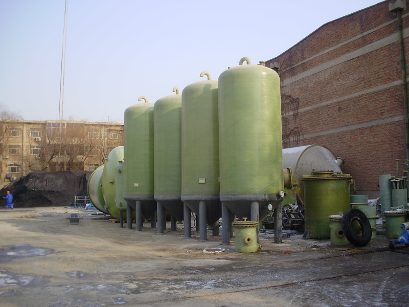 河南玻璃钢计量罐|兴泰_玻璃钢计量罐定制生产