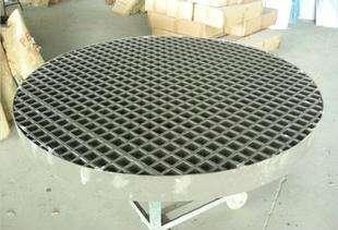 玻纤格栅 电缆地沟格栅板 玻璃钢格栅耐腐蚀