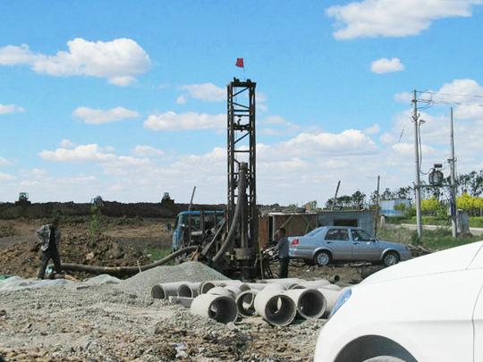 大連灌溉井哪家好-專業的灌溉井撫順萬泉打井隊提供