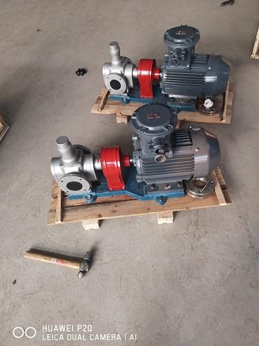 圓弧齒輪泵|YHCB圓弧泵|YCB圓弧齒輪泵【雙木機械】