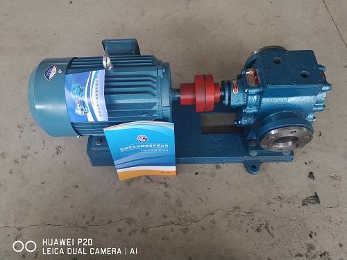 LCB乳化沥青泵厂家-沥青保温泵生产厂家
