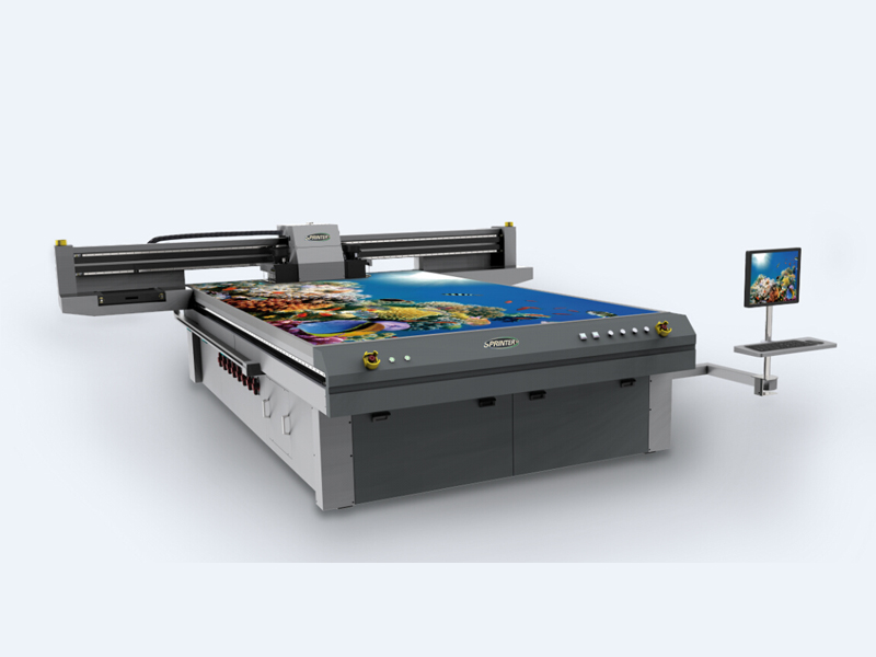 UV平板机品水元波倒退三步牌-实用的UV平板打印机推荐