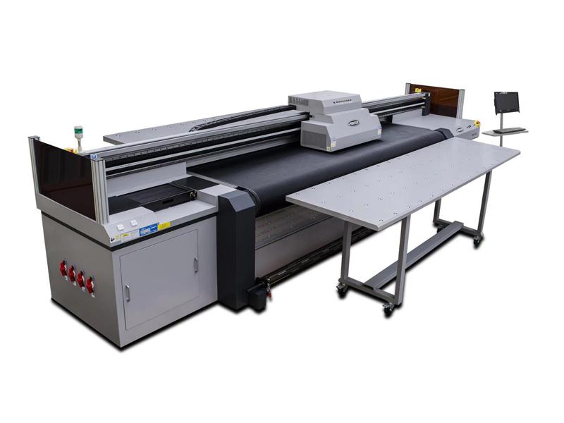 长沙UV卷材打印机出售|长沙专业的平板打印机规格