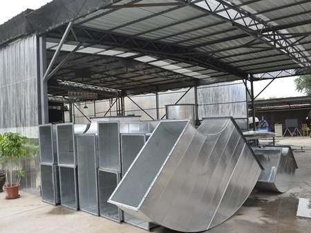 抚顺厨房排烟工程-辽宁有信誉度的厨房排烟工程公司