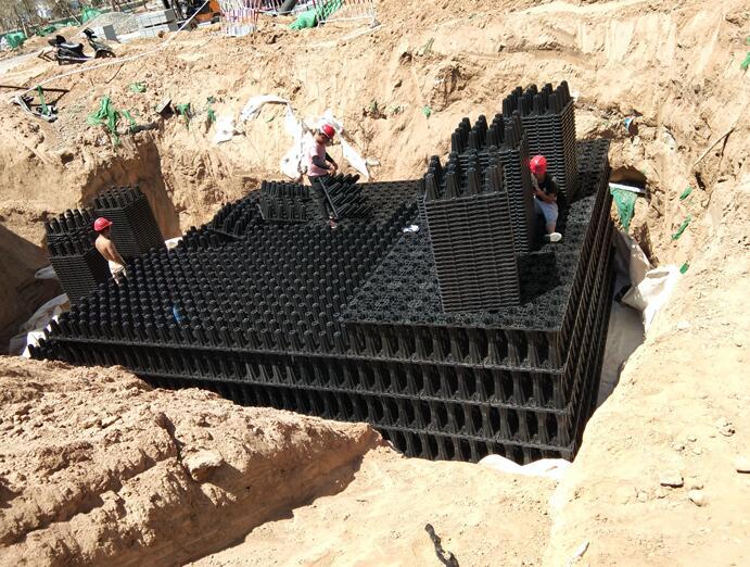 河南PP雨水模块收集,PP雨水模块收集厂家