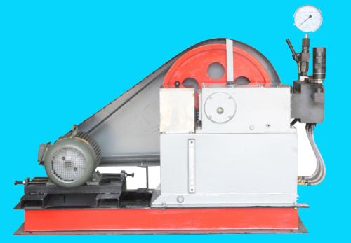 电动试压泵工作前检查/