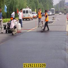 山西太原硅沥青路面养护剂喷涂施工速度快省用量