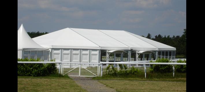 篷房租賃廠家-有信譽度的篷房廠家就是邦夏裝配式篷房