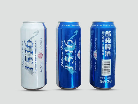 易拉罐啤酒