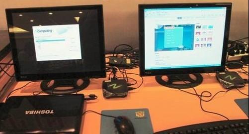 企业办公桌面IT领域的热门方案桌面虚拟化L300云终端