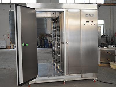 隧道式速冻柜,快速解冻柜,电场熟成展示柜