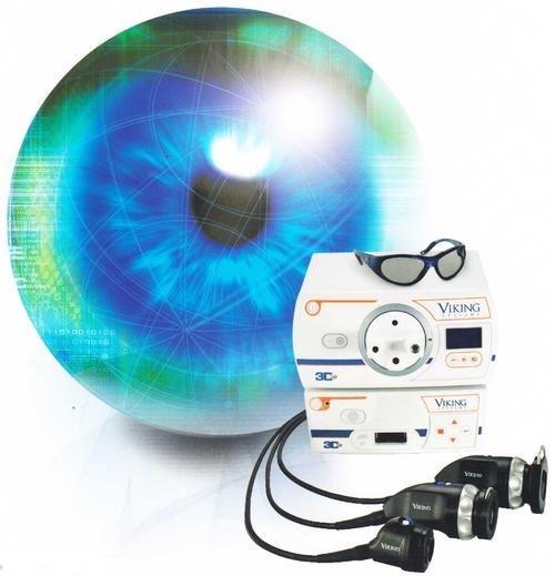 美國康美VIKING3D高清光學腹腔鏡性能優勢