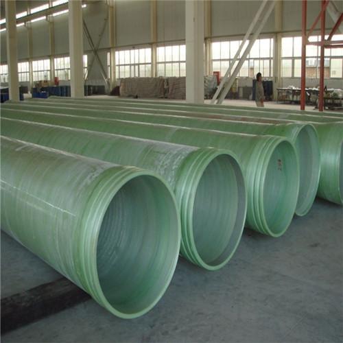 玻璃鋼給水管道
