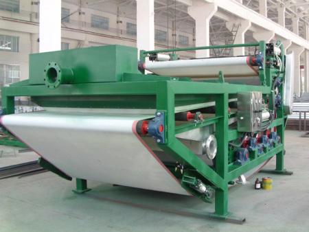 湖北带式压滤机生产厂家_专业的带式压滤机批发