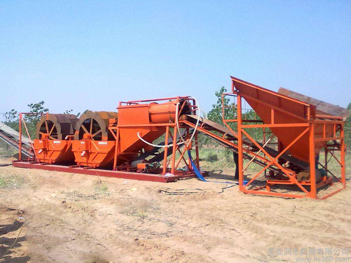 輪式洗沙機|石粉洗沙機|螺旋洗沙機【[振昌】