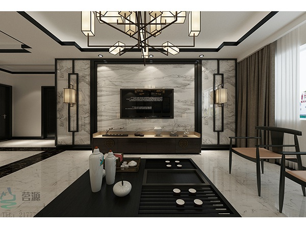 設計公司 丹東市茗源裝飾工程提供有創意的裝修設計