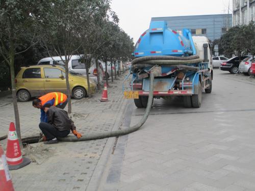 西安管道疏通|西安市口碑好的西安泥漿清運哪里有