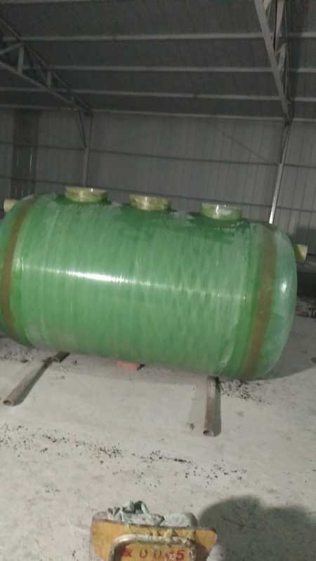 青海玻璃鋼小區專用化糞池廠家|高質量玻璃鋼小區專用化糞池價格