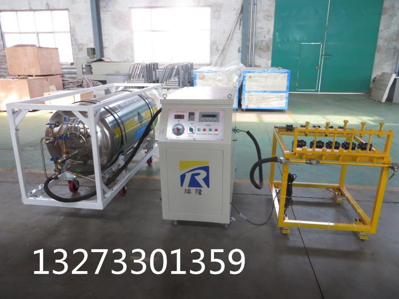 二氧化碳爆破设备适用范围广泛