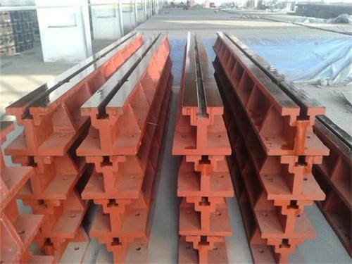 铸铁T型槽地梁-泊头创威机械厂家直销铸铁T型槽地梁