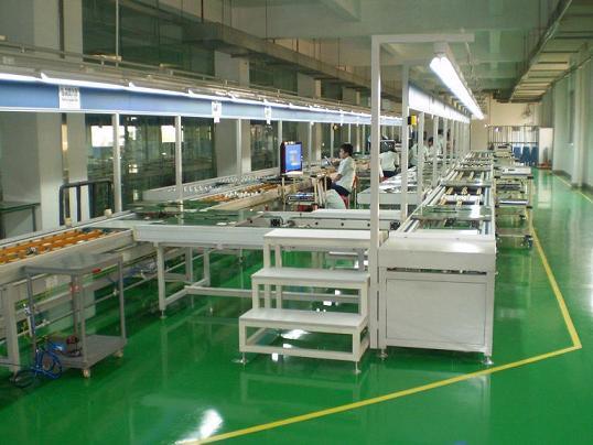 浙江非标生产线-无线充生产线-非标生产线定制