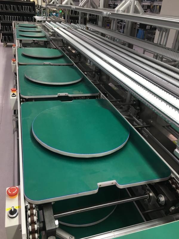 浙江流水线配件-生产线配件-组装流水线配件