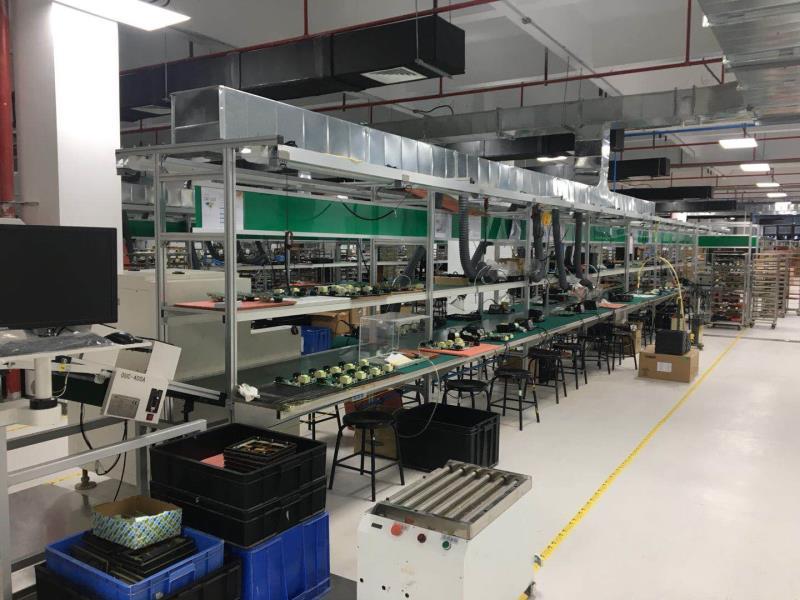 浙江智能机器组装线-工业装配流水线-智能装配生产线厂家
