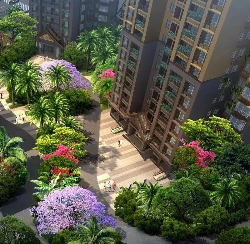 西雙版納港灣新城|西雙版納傣族自治州可信賴的西雙版納房產公司