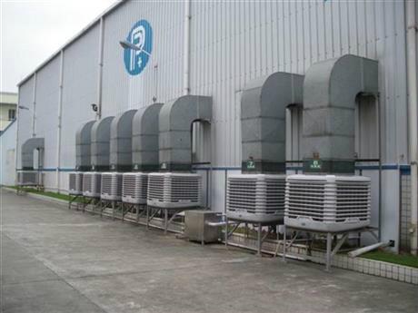 宁波厂房降温-不锈钢风帽-水冷空调维修