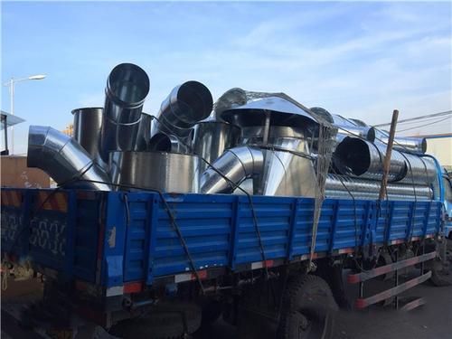 宁波暖通设备-厂房排烟-通风管道加工