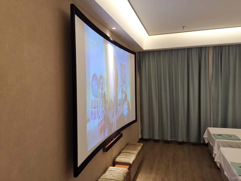 影院式酒店加盟认准临沂泉俊智能科技有限公司_日照影院式酒店价格