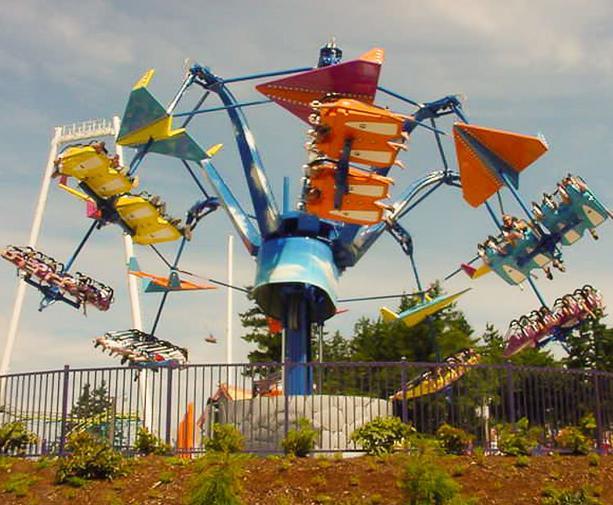 风筝飞行游乐设备厂家-河南风筝飞行游乐设备价格