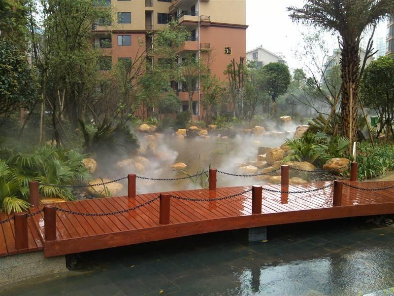 安徽小区雾森设备喷雾-郑州棣融商贸口碑好的销售小区雾森设备出售