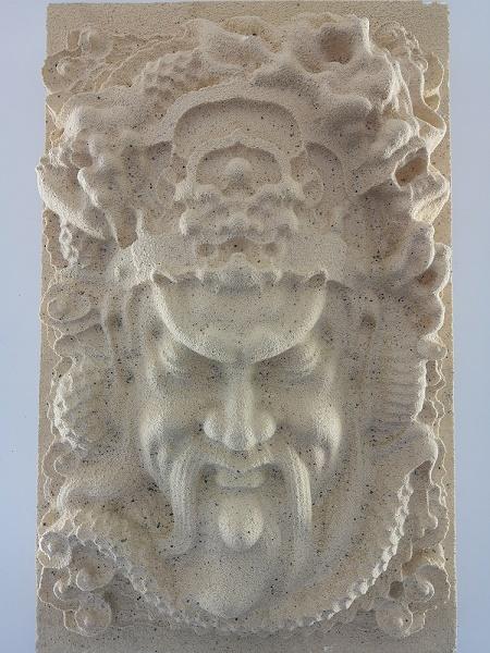 呼市大型3D雕刻設計就找【鴻達卓藝】