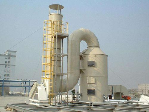 喷淋净化塔|喷淋塔|水喷淋废气净化塔|酸碱废气净化塔