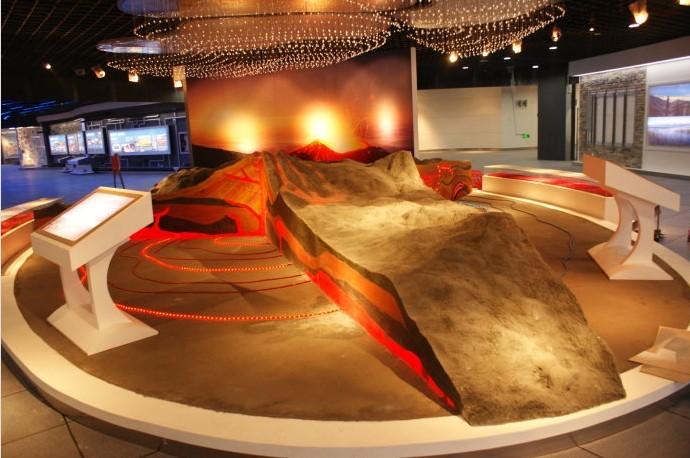 呼市博物館陳列哪家好-北京好用的沙盤模型