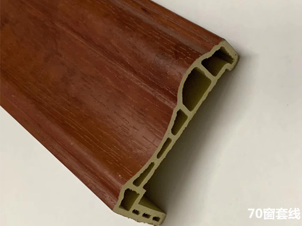 竹木纖維墻板
