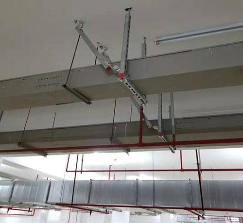 阿勒泰抗震支架定制电话-新疆哪里可以买到品牌好的新疆抗震吊支架