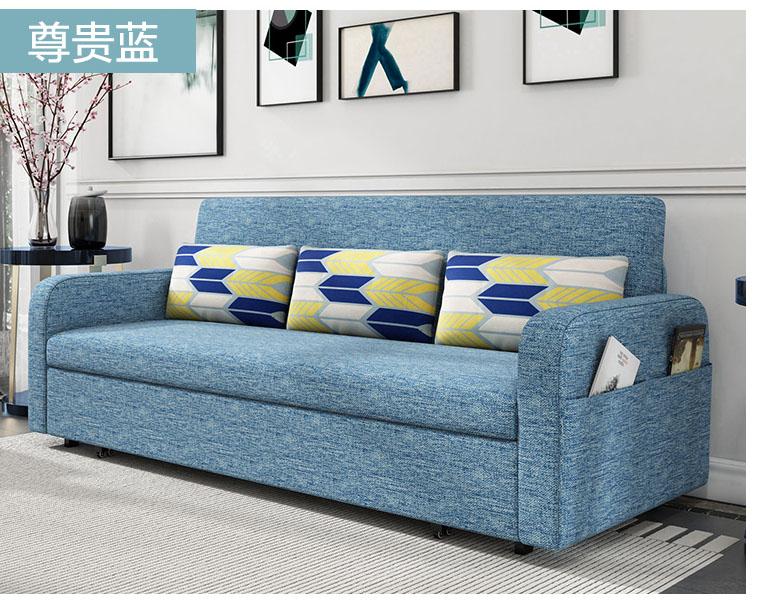 客厅沙发床,买沙发床认准江轩家具