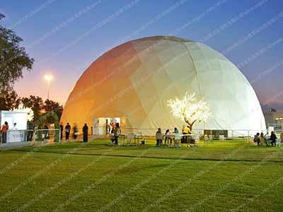 郑州球形帐篷价格_球形帐篷制作价格